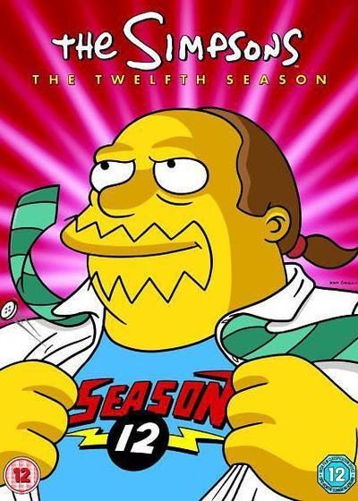 辛普森一家 第十二季海报