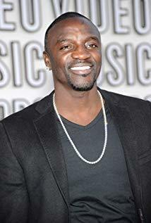 阿肯 Akon演员