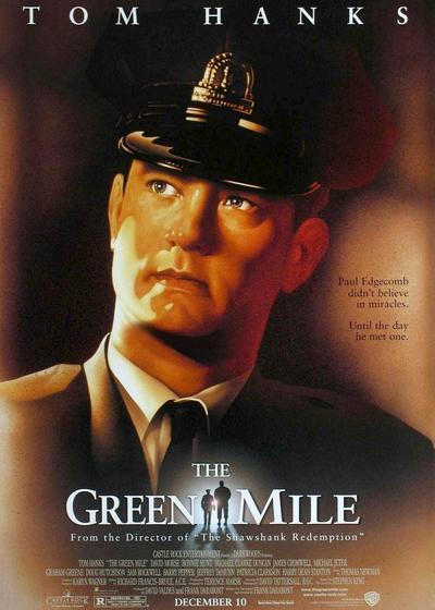 绿里奇迹海报