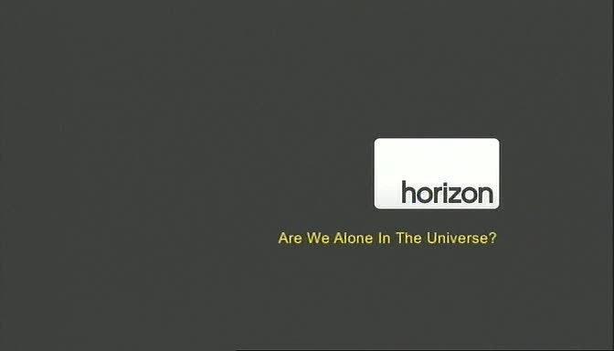 地平线系列:我们并不孤单