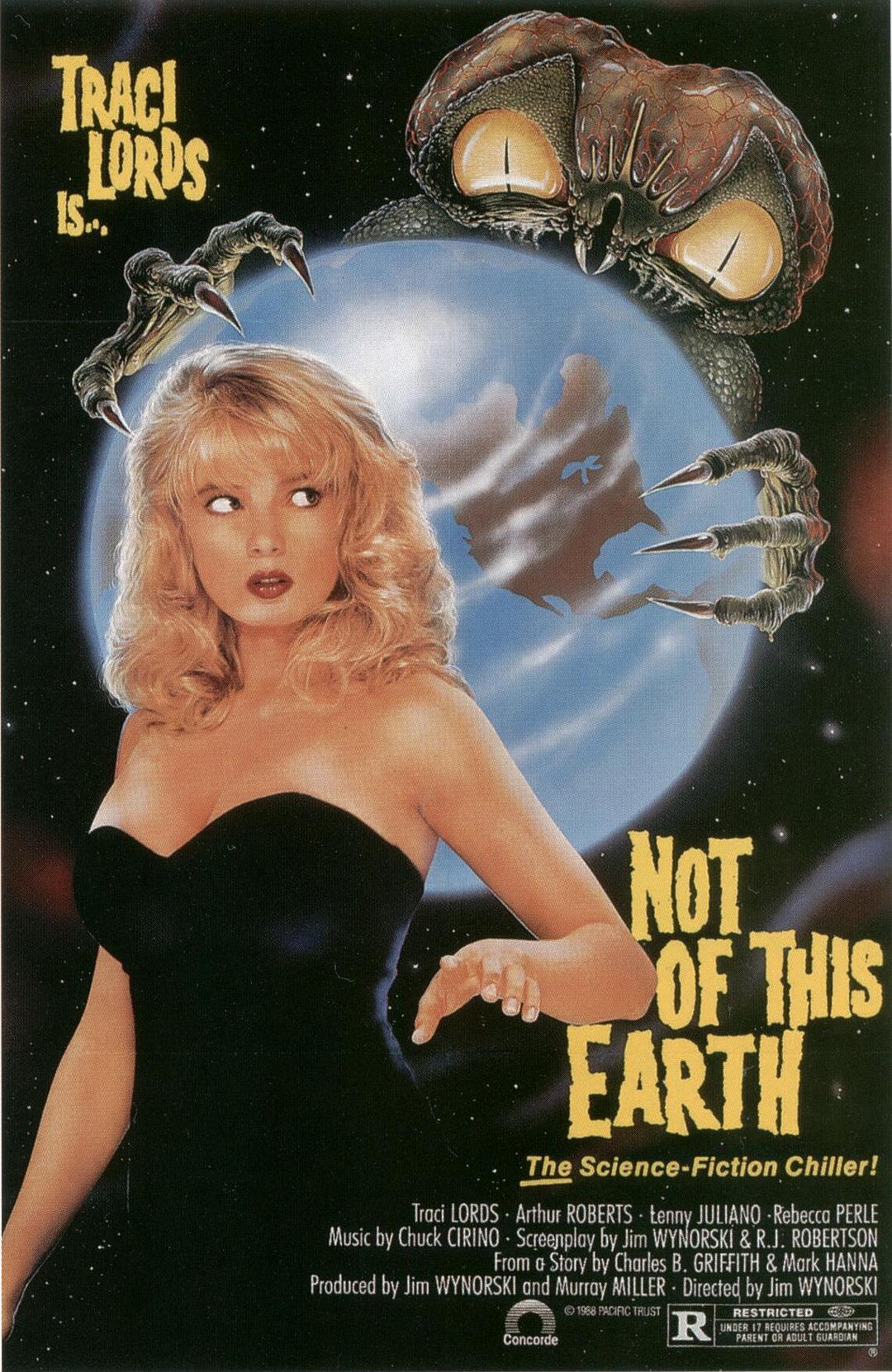 不是这个星球的