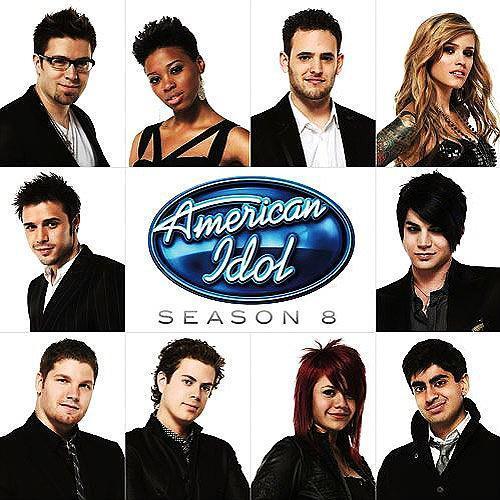 美国偶像 第八季