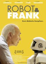 机器人与弗兰克海报