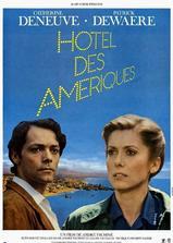 美国旅馆海报
