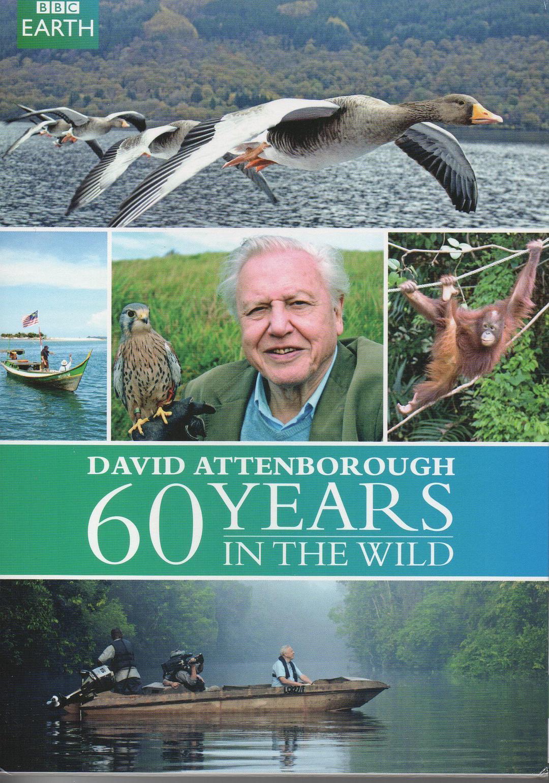 爱丁保罗夫:自然探索60年