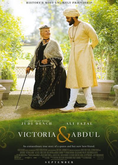维多利亚与阿卜杜勒海报