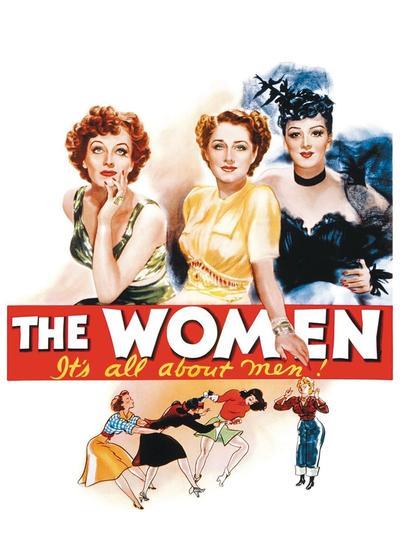 女人们海报