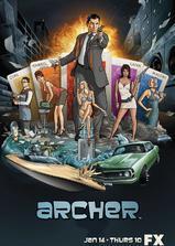 间谍亚契 第一季海报