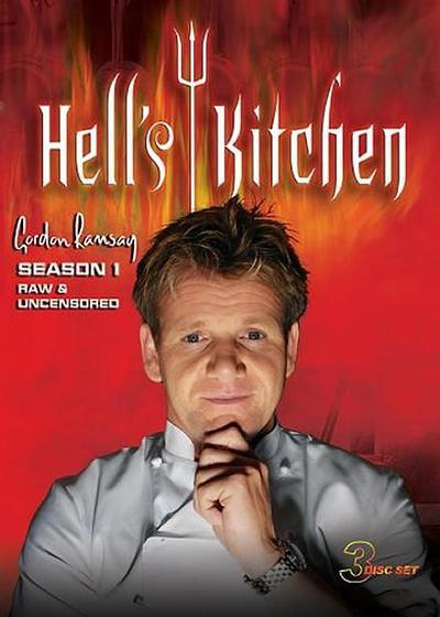 地狱厨房(美版) 第一季海报