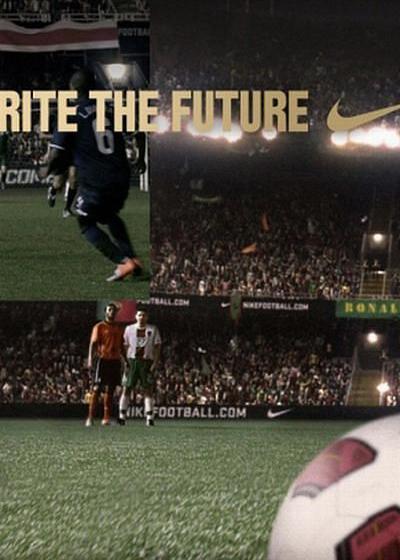 书写未来海报