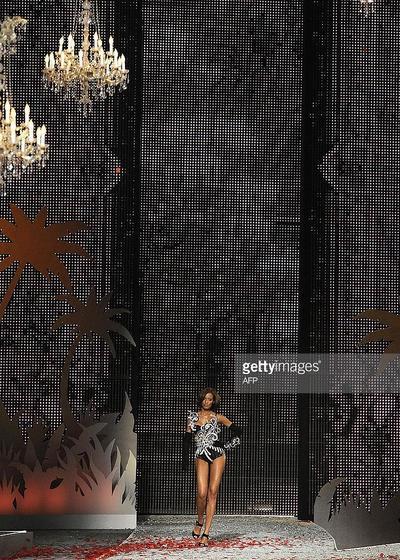 维多利亚的秘密2008时装秀海报