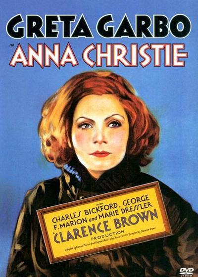 安娜·克莉丝蒂海报