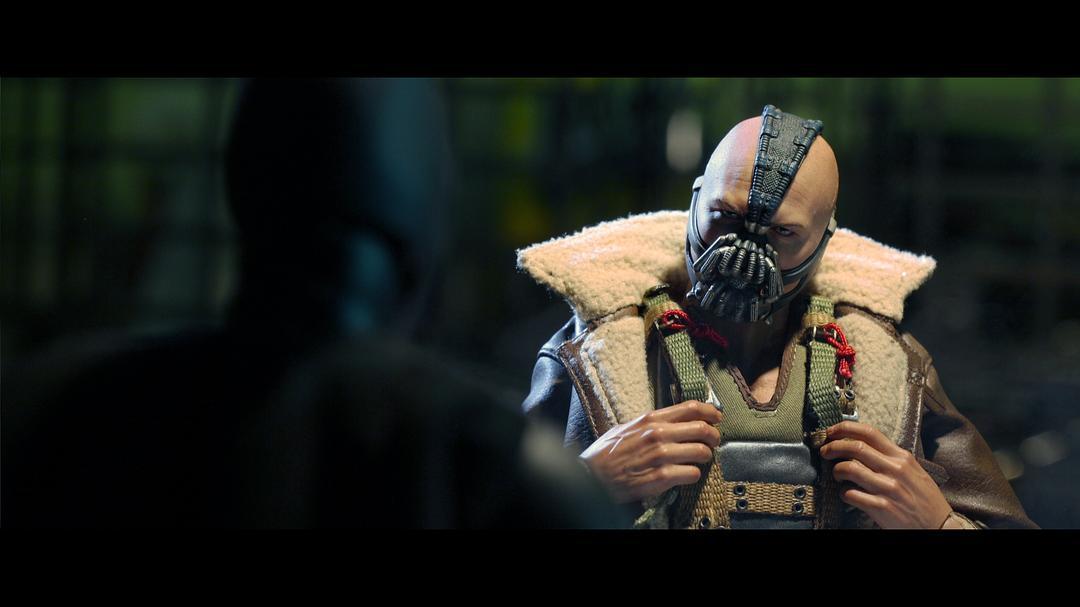 蝙蝠侠:黑暗骑士陨落