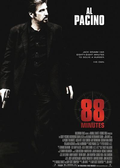 88分钟海报