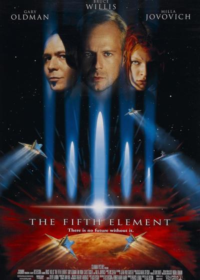 第五元素海报
