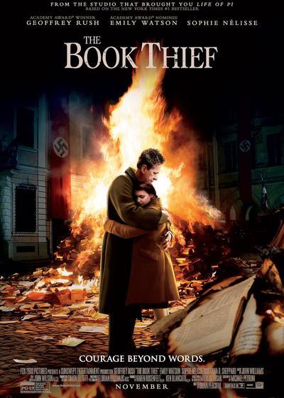 偷书贼海报