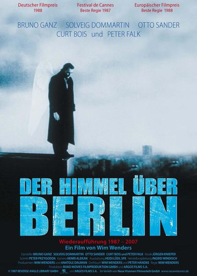 柏林苍穹下海报