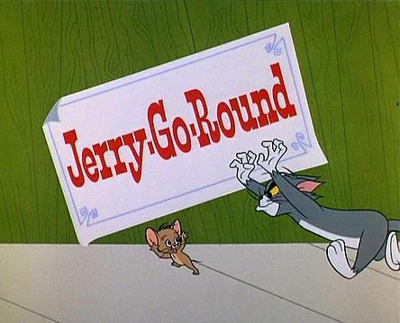 四处窜的杰瑞