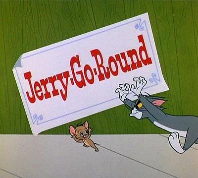 四处窜的杰瑞海报