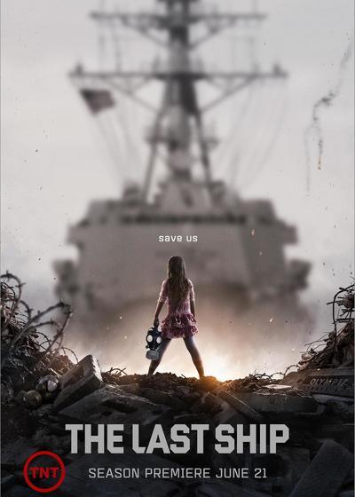 末日孤舰 第二季海报