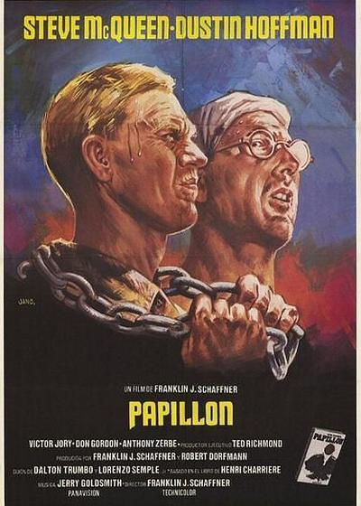 巴比龙海报