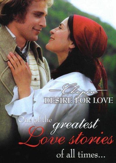 肖邦:爱的渴望海报