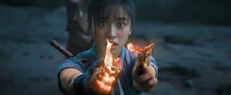 陈坤与周迅再联手,特效场面燃到爆,又一部国产大片杀入今年档期