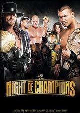 WWE:冠军之夜 2008海报