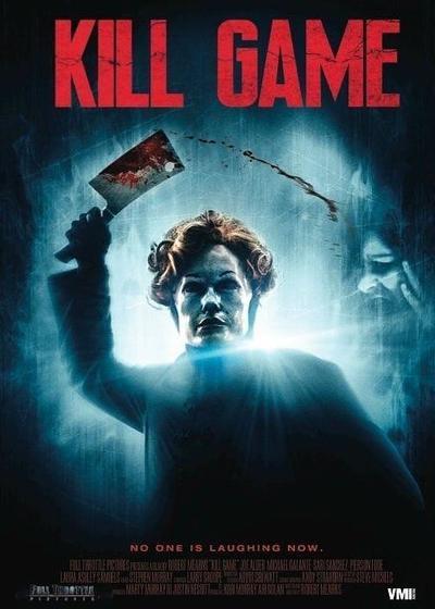 杀戮游戏海报