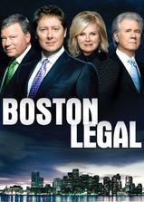 波士顿法律  第四季海报
