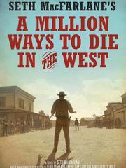 死在西部的一百万种方式