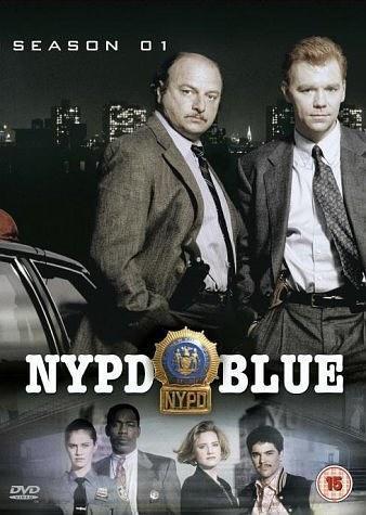 纽约重案组 第一季海报