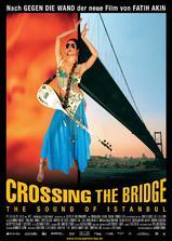 跨越桥梁海报