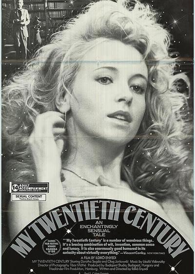 我的二十世纪海报