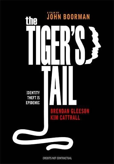 老虎的尾巴海报