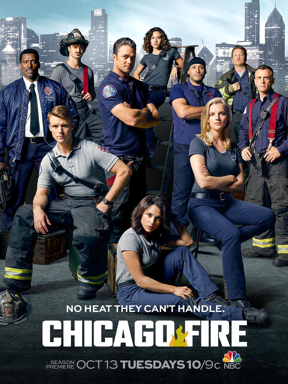 芝加哥烈焰 第四季