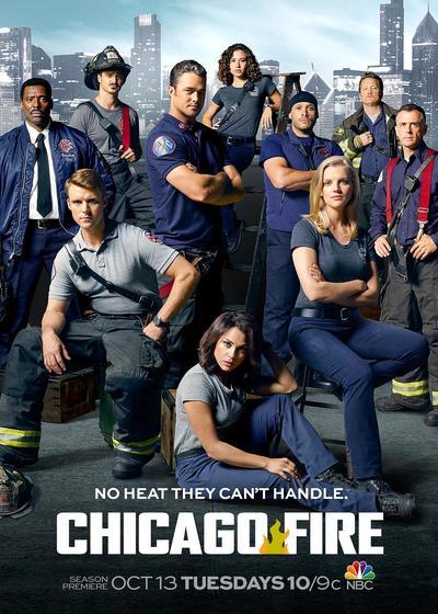 芝加哥烈焰 第四季海报