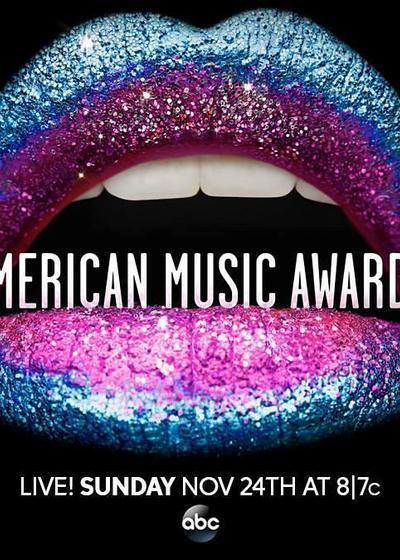 第41届全美音乐大奖海报