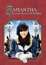 萨曼莎:一个美国女孩的假期海报