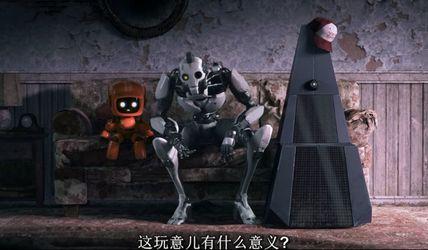 高分动画《爱,死亡和机器人》,还有第二季!