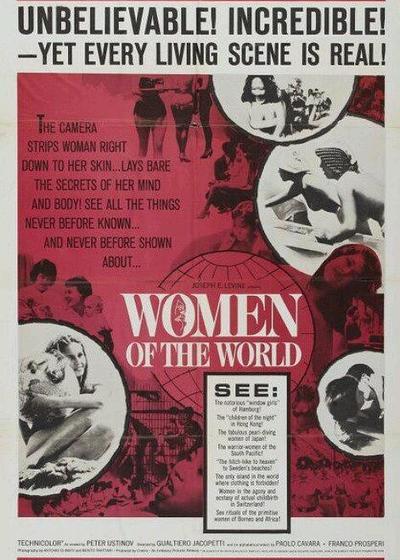 世界女性物语海报