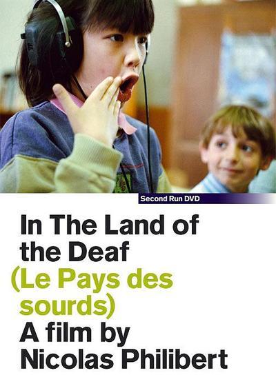 聋哑世界海报