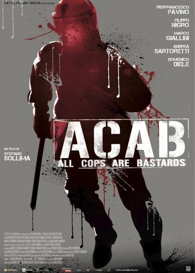 警察皆混蛋海报