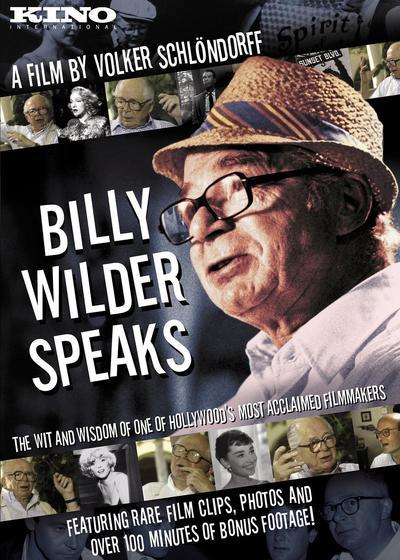 施隆多夫对话比利·怀尔德海报