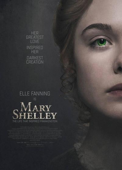 玛丽·雪莱海报