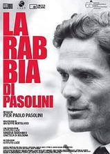 愤怒的帕索里尼海报