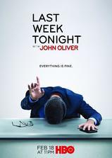 约翰·奥利弗上周今夜秀 第五季海报