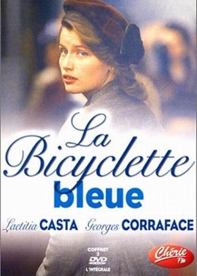 蓝色的自行车海报