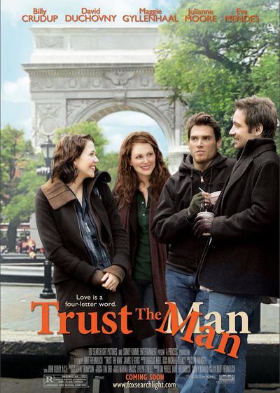 相信男人海报