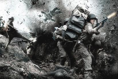 评分9.4!十年过去,它还是最好的国产战争剧!